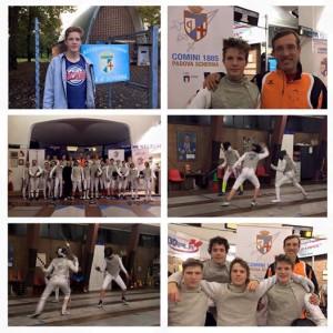 training Padova 24-10-2015  compilatie