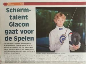 Amstelveense Sportkrant maart 2014- 1