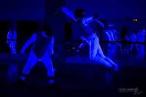 Glow in the dark SCA 10 jaar 27-11-2015
