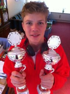Hodey Cup 12 -9-2015 bekers
