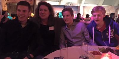 overig Talenten 2015 Kampioenenhuldiging Amstelveen 21-1-2016