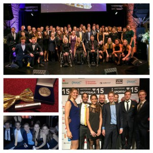 compilatie Sportgala Amsterdam 14-12-2016 SCA