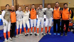 WJK 2016 4 april 2016 Bourgws gemengd team