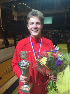 Nederlands Kampioen Floret 2016